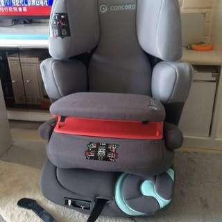 德國concord嬰兒坐椅