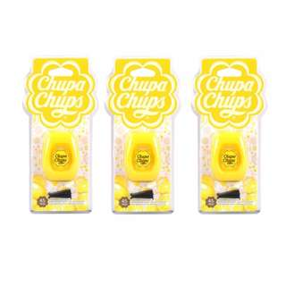 Chupa Chups CHP401 Air Vent Membrane Lime Lemon 5mL  (bundle of 3)