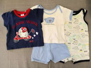 Infant (Boy) Bundle Clothing