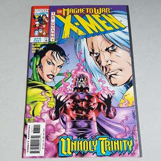 The Uncanny X-Men #367 (Sign by Artist YU)