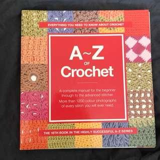 A~Z of Crotchet