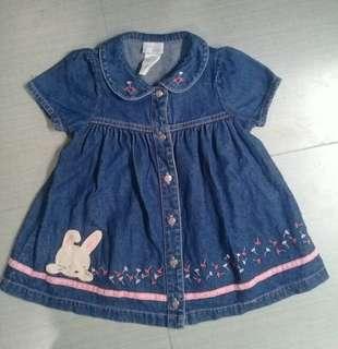 Carter's Denim Dress