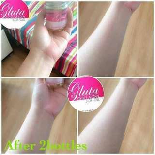 Gluta Collagen softgel