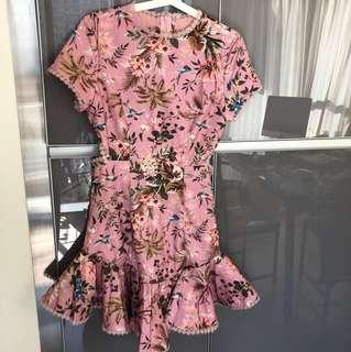 Zimmermann dress (replica)
