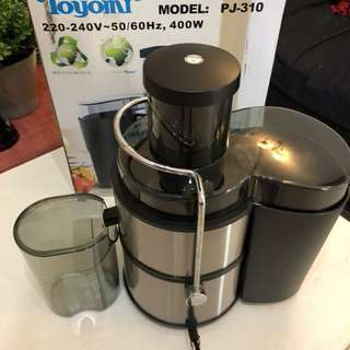 Power Juicer for Sale