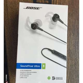 BOSE Soundtrue Ultra Headphones