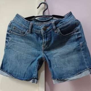 Jag Denim Shorts