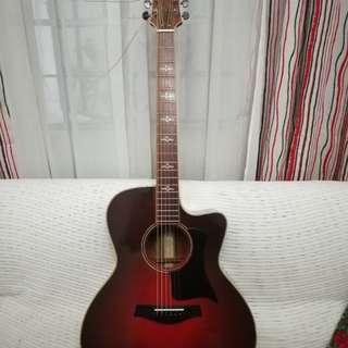 CUSTOM all solid guitar