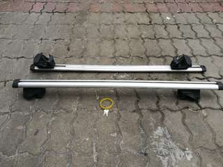 Thule roof carrier aerobar urgent sale