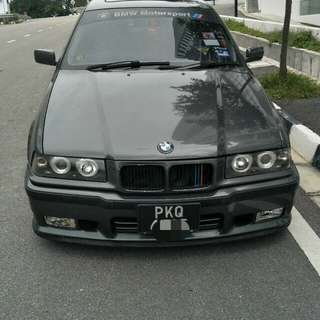 BMW E36 1.8 Sunroof