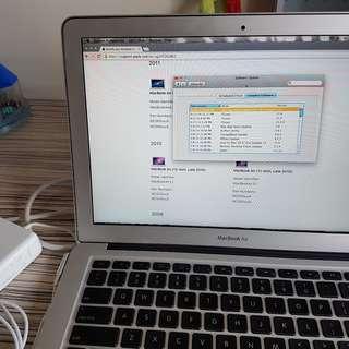 """MacBook Air 13"""" Late 2010 A1369"""