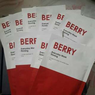 Berry Everyday Firming Mask