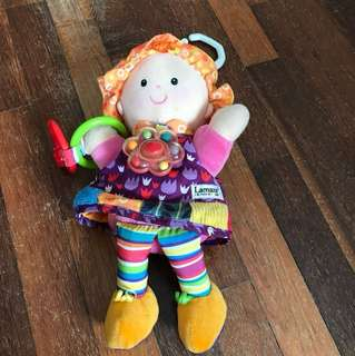 Lamaze stroller dolly