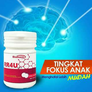 Supplement Minda RR4U Tablet Genius