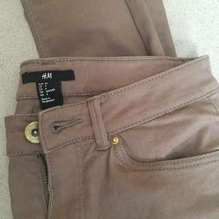 Hnm jeans 牛仔褲
