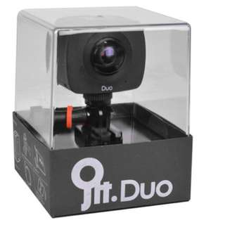 Jolt Duo 360 Action Cam