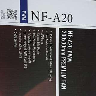 Noctua computer fan NF-A20 PWM