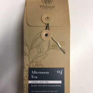 現貨!英國老品牌Whittard - Afternoon Tea (100g) 一試難忘~勁好飲架!仲有其他款,歡迎代購☕️☕️