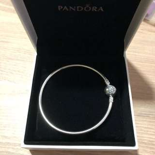 Authentic pandora bangle