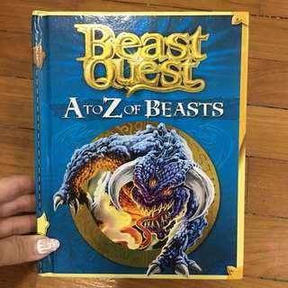 Beast Quest A to Z Beasts (Hard cover)