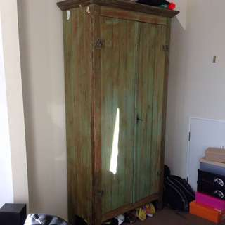 Timber high quality wardrobe