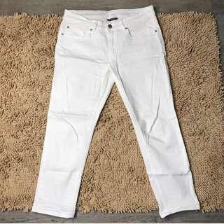 White Denim pants - W28