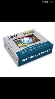 Digital TV box (full set)