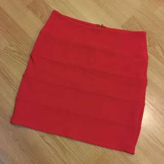 Topshop Bodycon Skirt