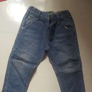 jeans for boy size 2 .3 years old