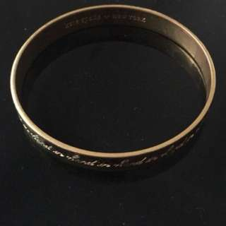 Kate Spade - Rose Gold Bangle