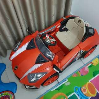Kids Electric SPORT CAR