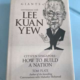 Conversation with Lee Kuan yew