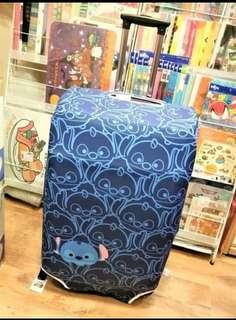 100% 原裝 迪士尼 Tsum Tsum Stitch 史迪仔 28吋 尼龍彈性 保護套  行李喼套 旅行箱  行李套
