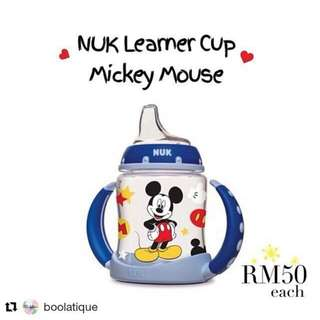NUK LEARNER CUP - MICKEY & MINNIE