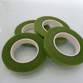 Adhesive Flower Paper Tape