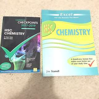 HSC Chemistry Textbooks