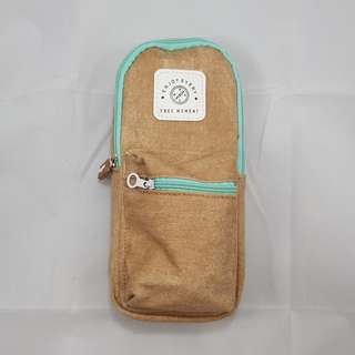 Backpack Pencil Case (Brown)