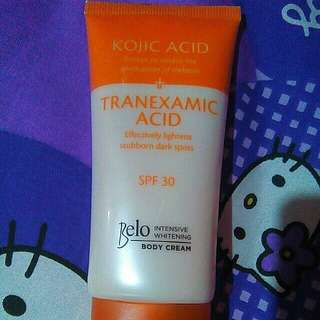 Kojic Tranexamic Acid