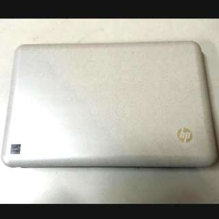 99%New HP White Laptop