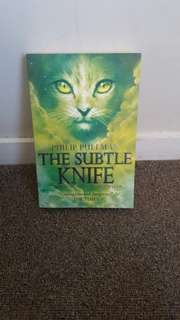 The subtle knife by Phil Pullman