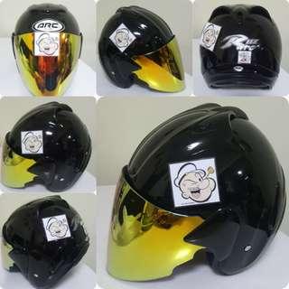 2912***ARC Ritz Helmet For Sale 😁😁Thanks To All My Buyer Support 🐇🐇 Yamaha, Honda, Suzuki