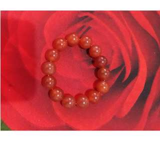Burmese Jade Bangle Beads Bracelet