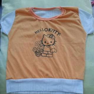 Hello Kitty Shirt For Babies