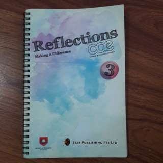 REFLECTIONS CCE