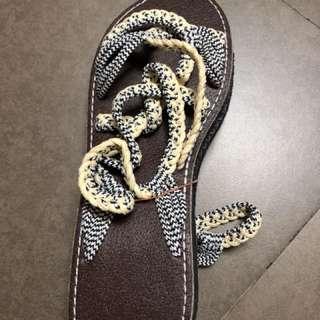全新泰國流行涼鞋(7號=38)