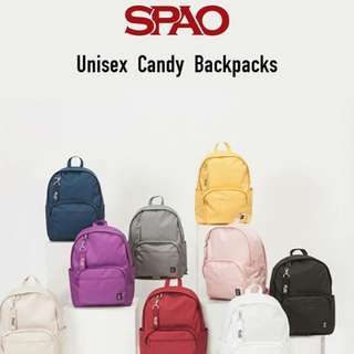 [PREORDER] EXO SPAO BAGPACK