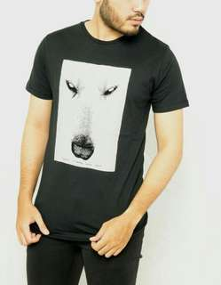 WOLF - BLACK