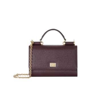 Dolce & Gabbana Dauphine Gloss Phone Bag