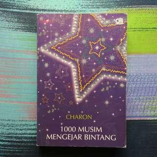 Buku 1000 Musim Mengejar Bintang