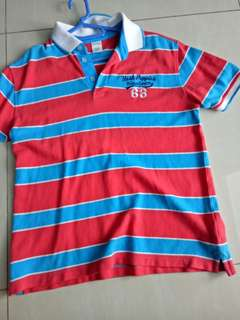 Hush Puppies Polo size 9-10